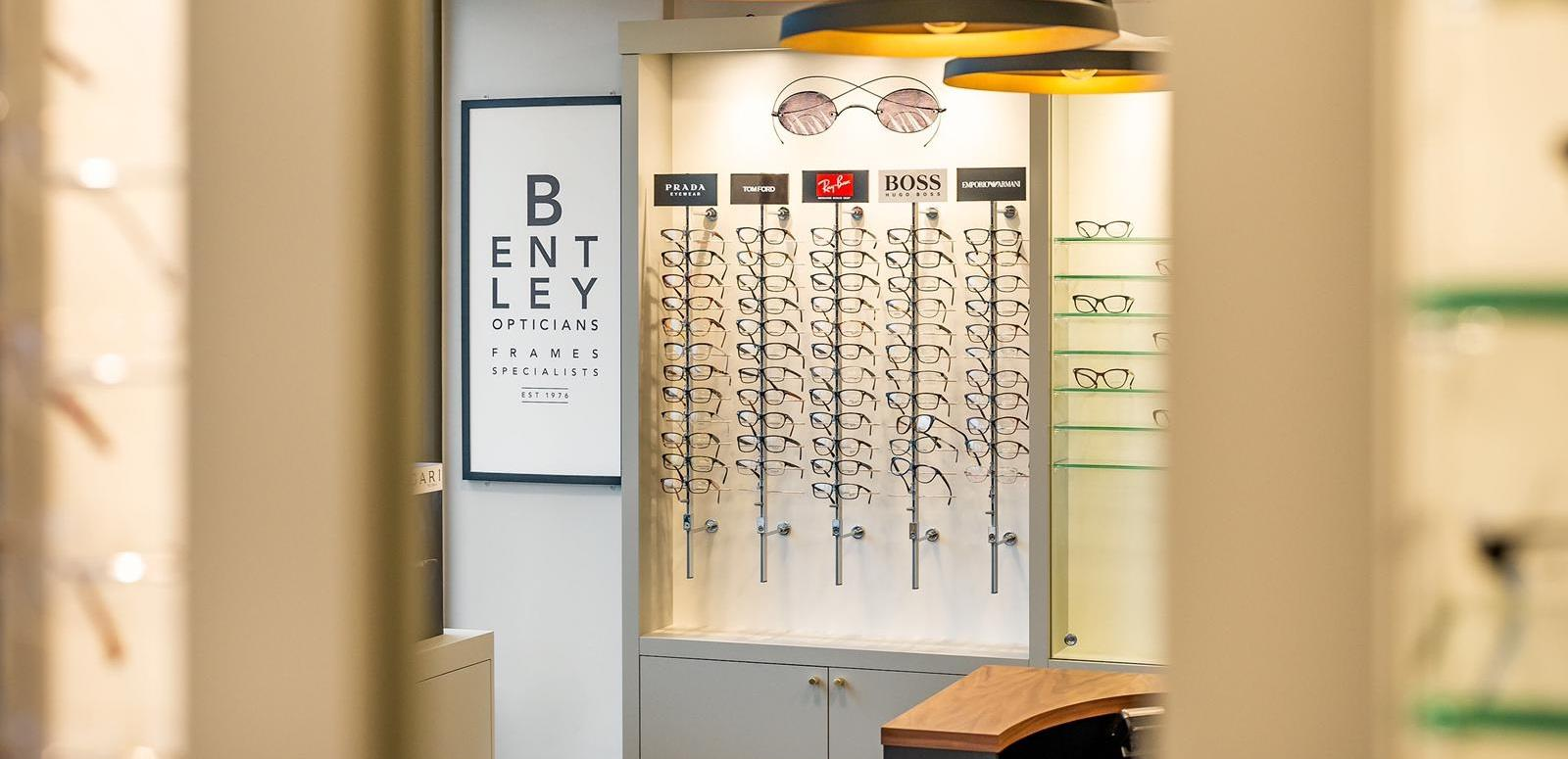 bentley opticians in essex
